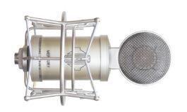 Sontronics MERCURY – nowy mikrofon lampowy