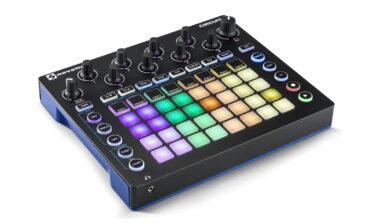 Novation Circuit – test grooveboxa