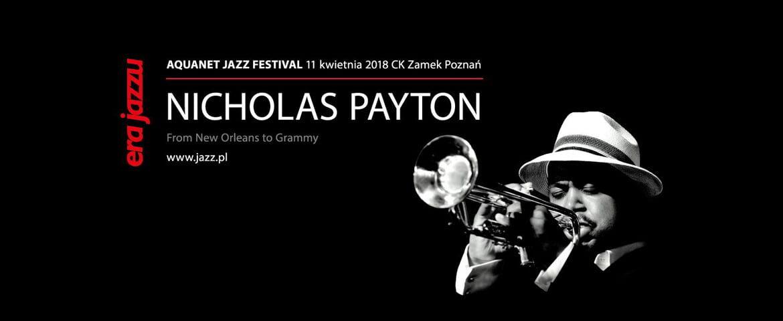 Era Jazzu: Aquanet Jazz Festival – Nicholas Payton
