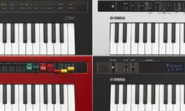 reface – nowa linia instrumentów firmy Yamaha