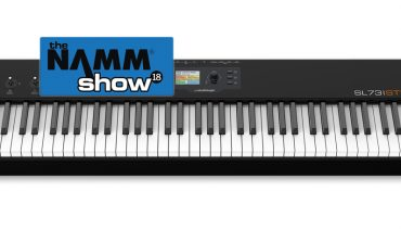 Studiologic na NAMM Show 2018 - wideo