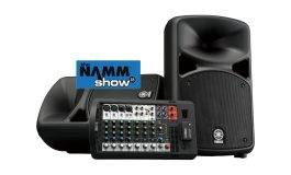 Yamaha - subwoofery DXSmkII i systemy STAGEPAS BT – wideo