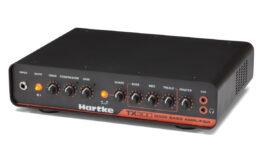 TX300 – nowy wzmacniacz basowy od Hartke