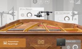 UVI Augmented Piano – preparowany fortepian Pleyel