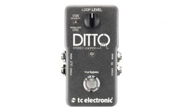 TC Electronic Ditto Stereo Looper – test loopera