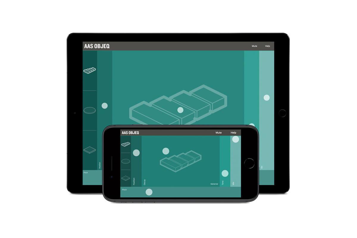 AAS Objeq – nowa aplikacja dla urządzeń mobilnych iOS