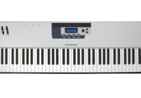 Studiologic Acuna 88 – test klawiatury sterującej