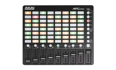 Akai APC mini – test kontrolera MIDI