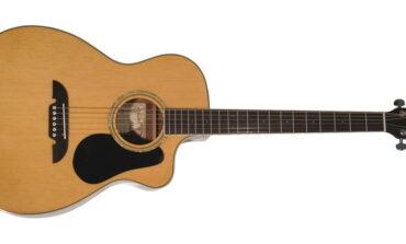 Alvarez RF-17CE – test gitary akustyczno-elektrycznej