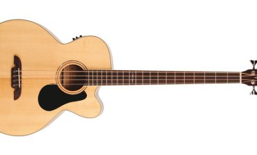 Alvarez AB60CE – test gitary basowej