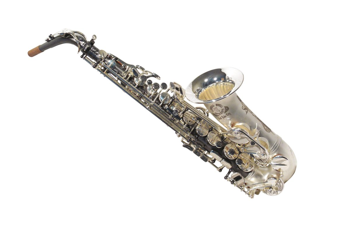 Cannonball A5-HS – test saksofonu altowego