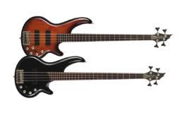 Cort Curbow 41, Curbow 42 – test gitar basowych