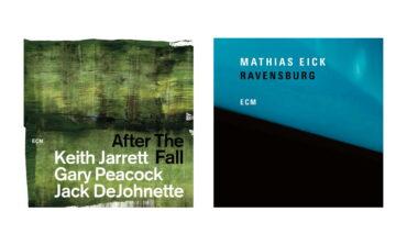 Keith Jarrett i Mathias Eick – nowe płyty wytwórni ECM