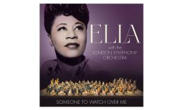 """Ella Fitzgerald with the London Symphony Orchestra """"Someone To Watch Over Me"""""""