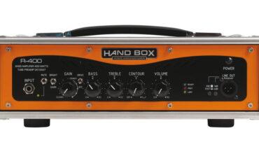 Hand Box R-400 – test wzmacniacza basowego