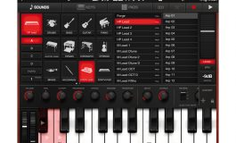 IK Multimedia SampleTank 1.1 – test aplikacji dla iOS