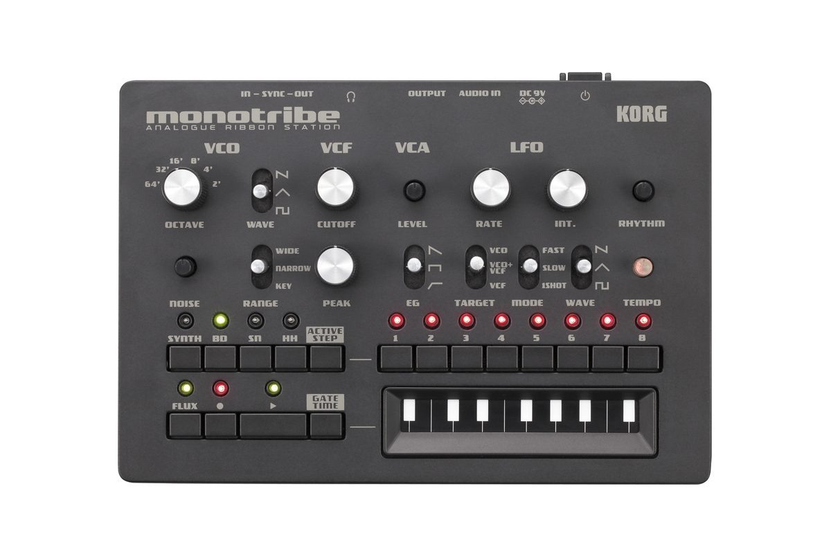 Korg Monotribe v2 – test syntezatora