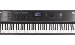 Kurzweil Forte – test stage piano