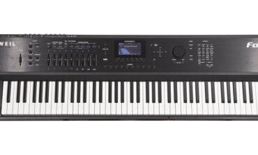 Kurzweil Forte – test stage piano