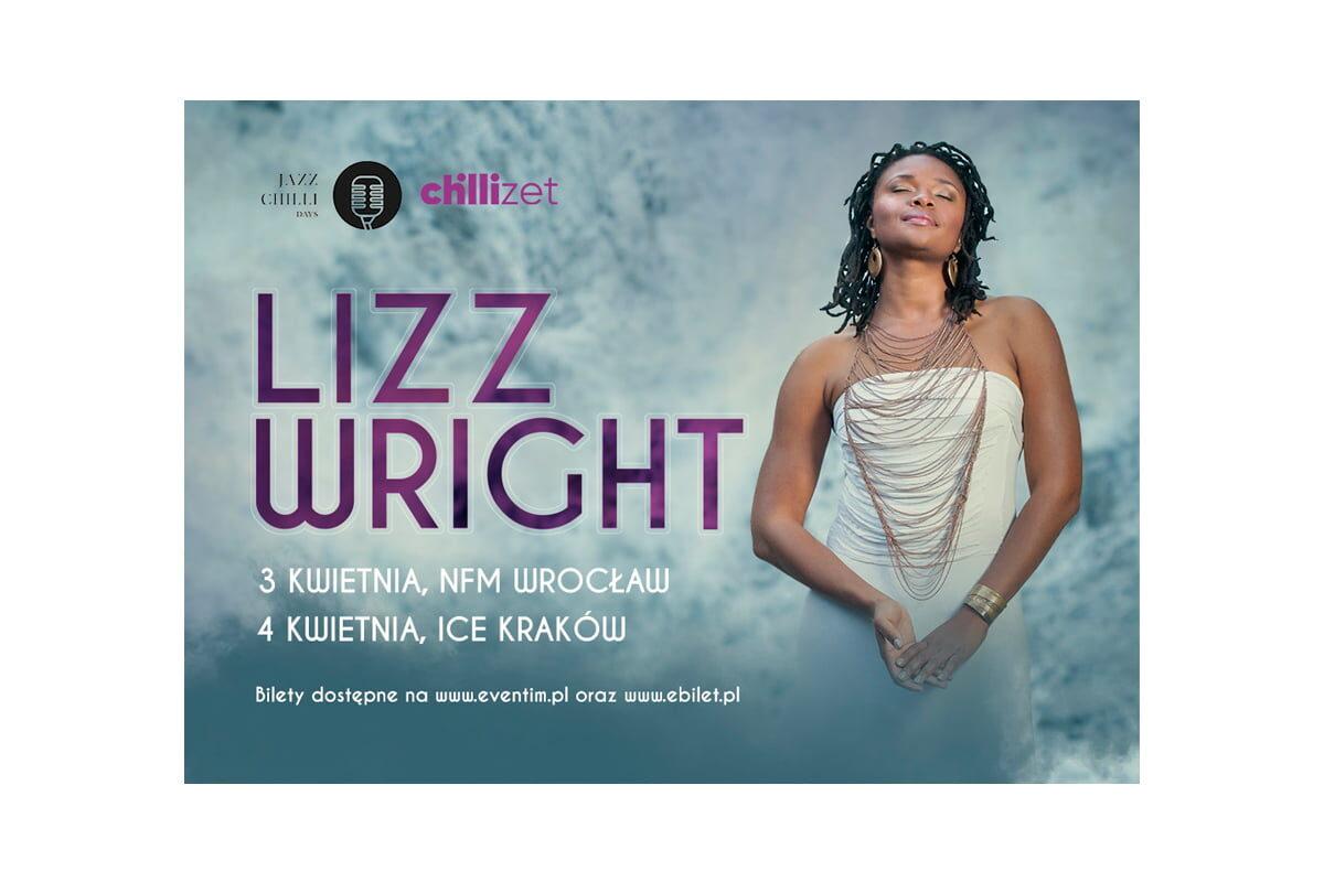 Lizz Wright ponownie w Polsce