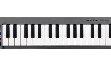 M-Audio Keystation Mini 32 – test klawiatury sterującej