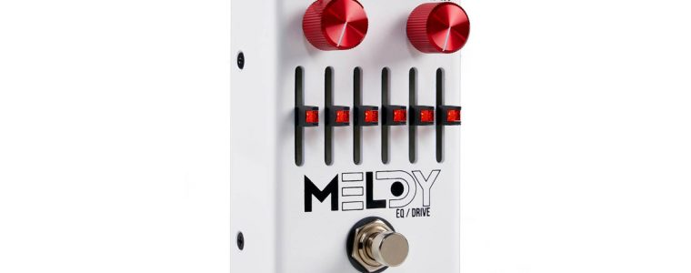 J. Rockett Audio Designs Melody EQ/Overdrive