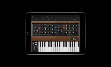 Moog Minimoog Model D dla iOS