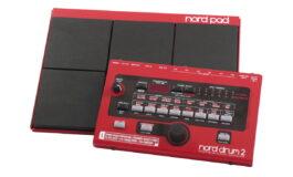 Clavia Nord Drum 2 i Nord Pad – test syntezatora perkusyjnego