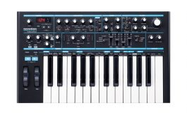 Novation Bass Station II – test syntezatora