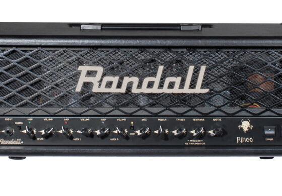 Randall RD100 – test wzmacniacza gitarowego