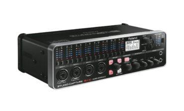 Roland STUDIO-CAPTURE – test interfejsu audio