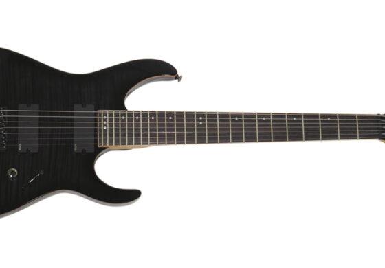 Schecter Banshee-7 Active – test gitary elektrycznej