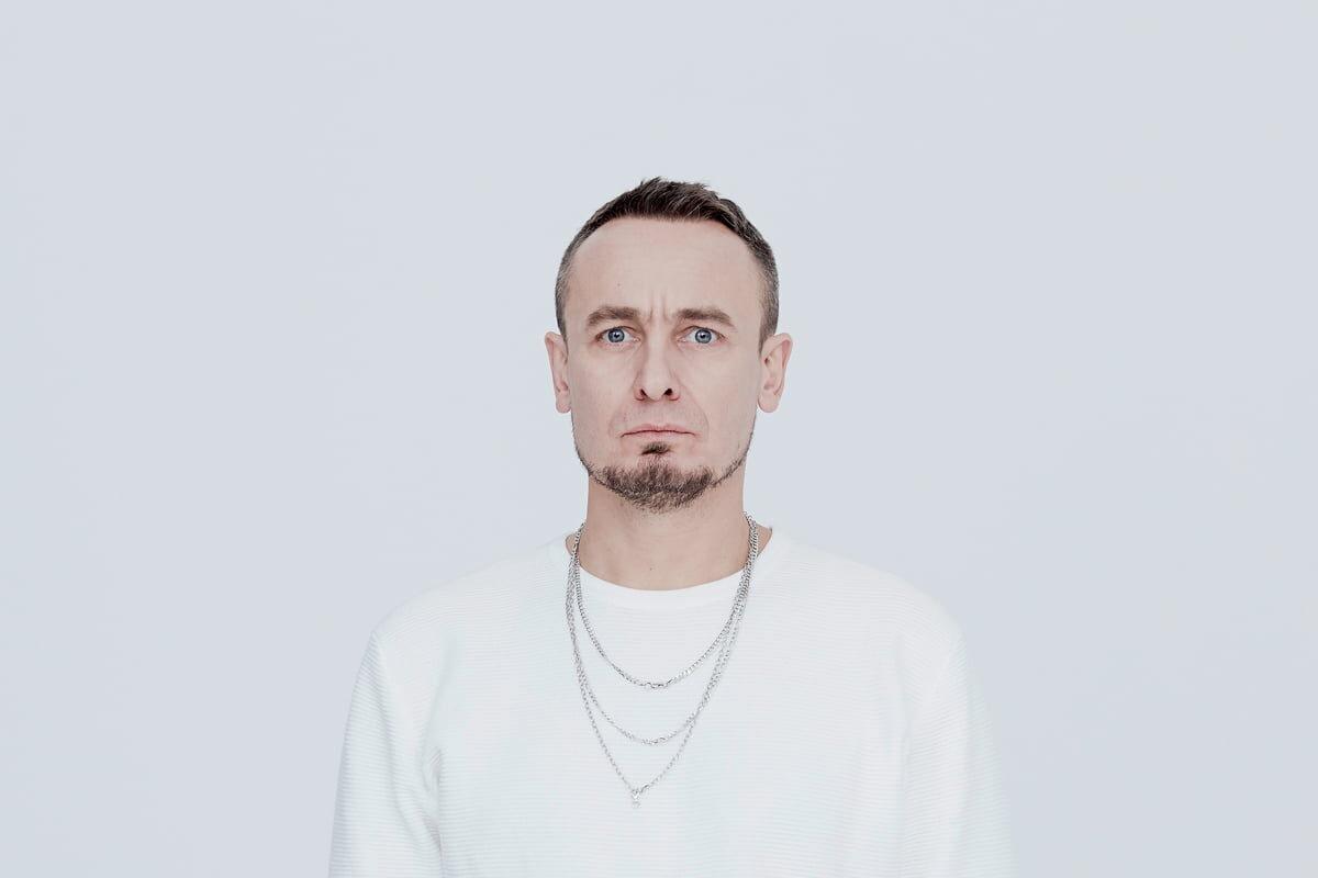 """Hubert """"Spięty"""" Dobaczewski – Puścić kierownicę"""