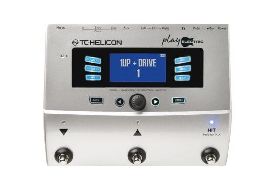 TC-Helicon Play Electric – test procesora wokalnego
