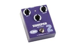 T-Rex Sweeper 2 – test efektu basowego