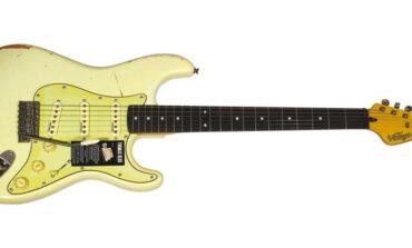 Vintage V6MRTBG – test gitary elektrycznej