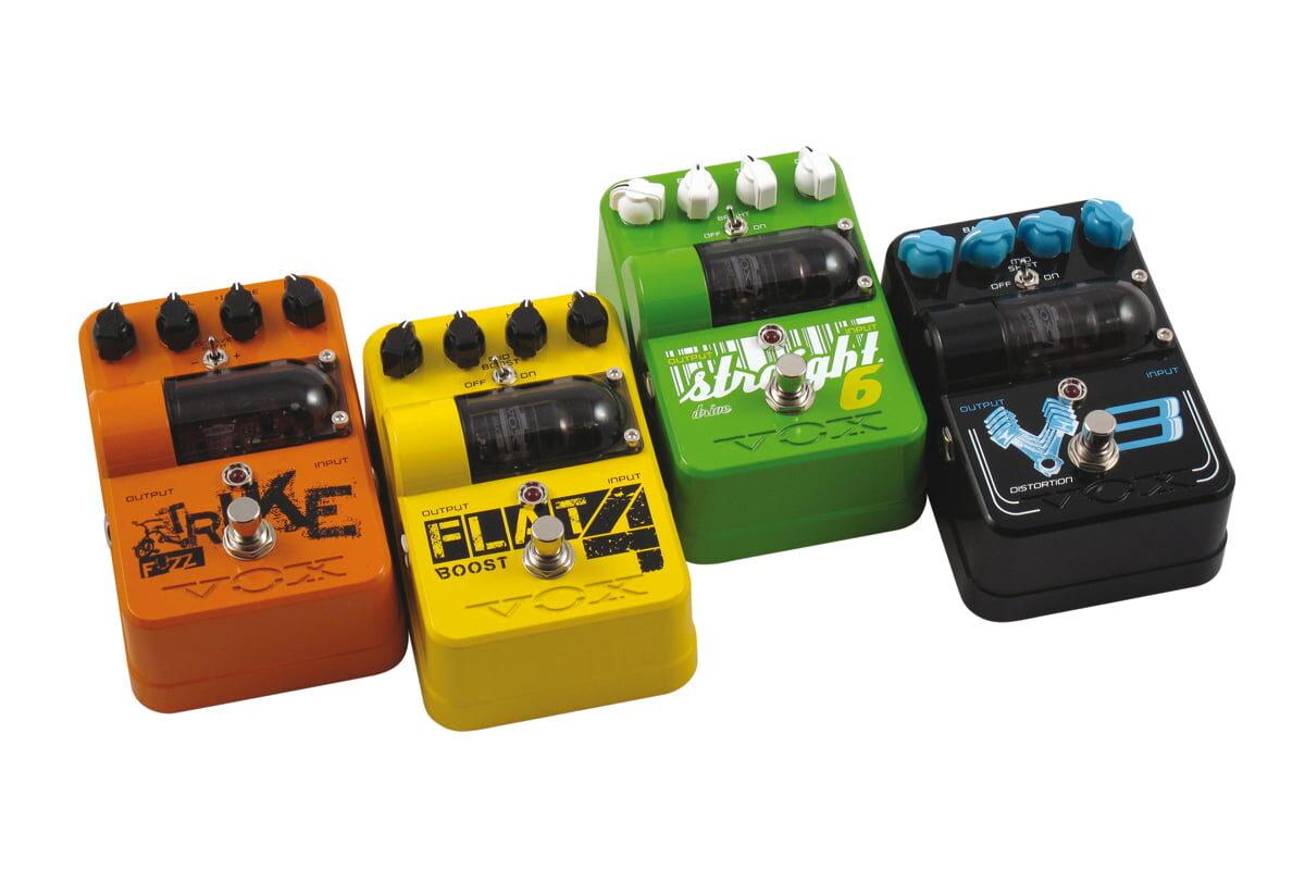 VOX Tone Garage – test efektów gitarowych
