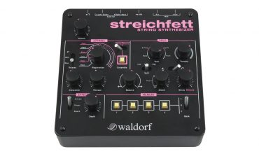 Waldorf Streichfett – test syntezatora