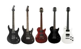 Washburn – gitary RX10, RX12 i WIN14 znów dostępne