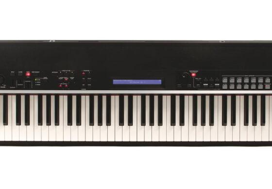 Yamaha CP4 Stage – test pianina cyfrowego