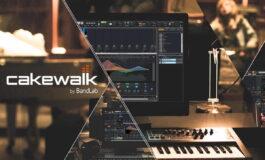 Darmowy Cakewalk by BandLab dla Windows