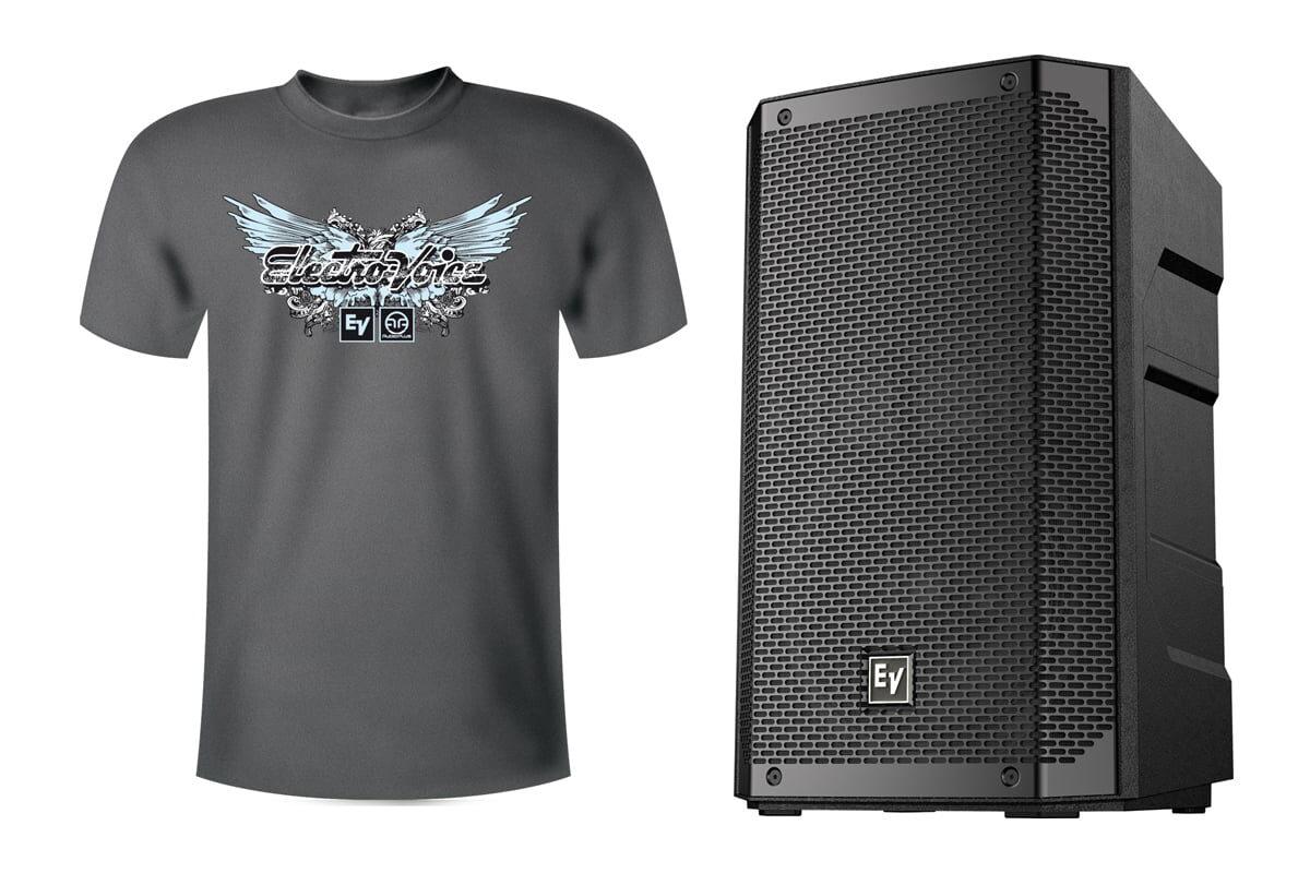 Odśwież system w maju! – promocja Electro-Voice ELX200