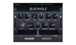 Wtyczka Eventide Blackhole dostępna w formacie NKS