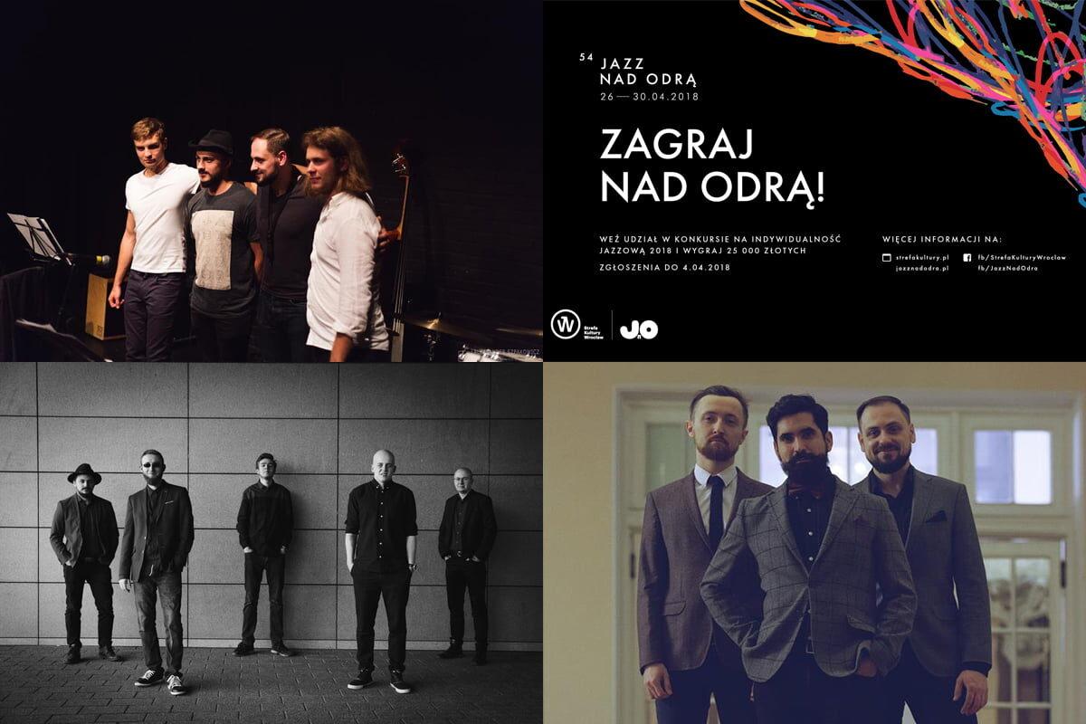 54. Jazz nad Odrą: wybrano finalistów konkursu na Indywidualność Jazzową 2018