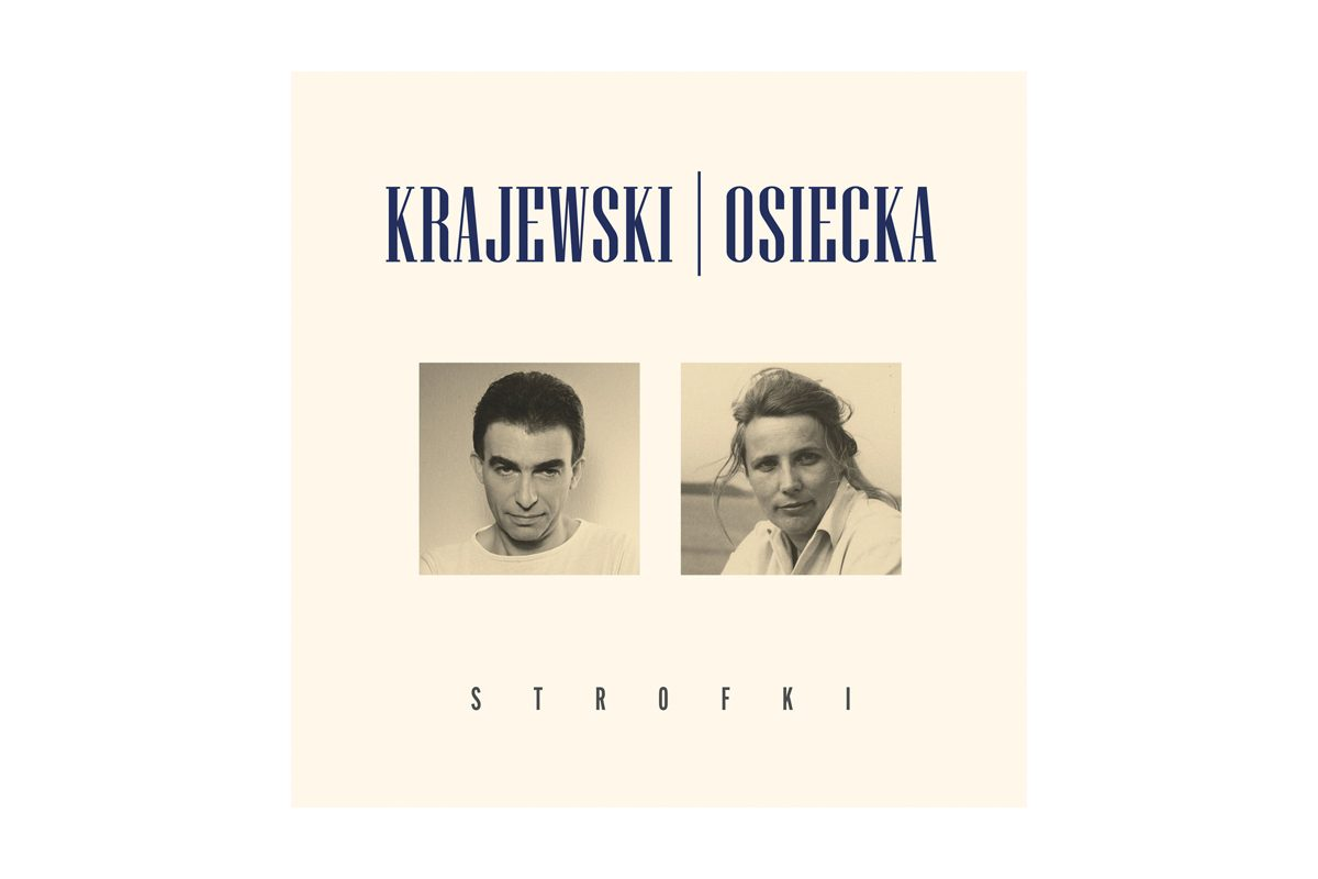 "Krajewski / Osiecka ""Strofki"" – recenzja"
