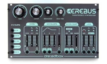 Dreadbox Lil' Erebus – analogowy syntezator parafoniczny