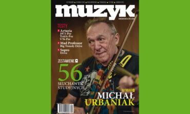 Kwietniowy numer miesięcznika Muzyk