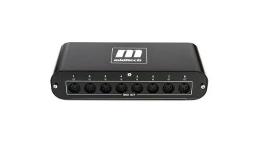 MidiTech Midiface 8×8 – test interfejsu MIDI