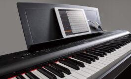 Yamaha P-125 – nowe pianino cyfrowe