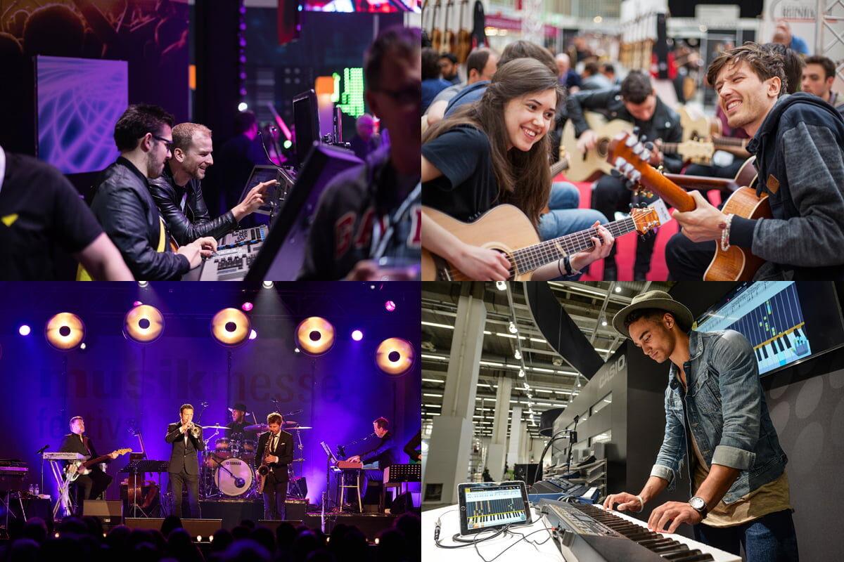 Musikmesse i Prolight + Sound 2018